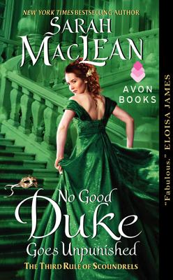 Image for No Good Duke Goes Unpunished: The Third Rule of Scoundrels (Rules of Scoundrels)