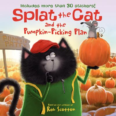 Image for Splat the Cat and the Pumpkin-Picking Plan