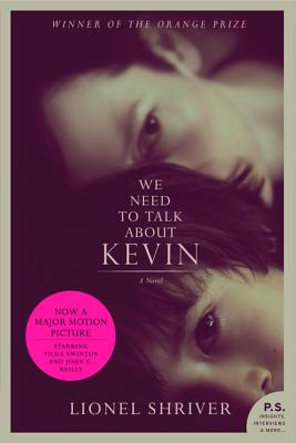 WE NEED TO TALK ABOUT KEVIN, LIONEL SHRIVER