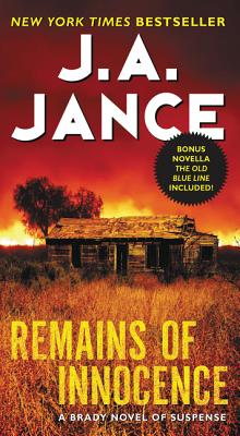 Image for Remains of Innocence: A Brady Novel of Suspense (Joanna Brady Mysteries)
