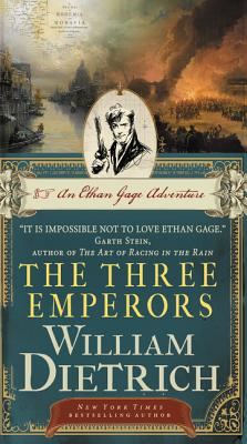 Image for The Three Emperors: An Ethan Gage Adventure (Ethan Gage Adventures)