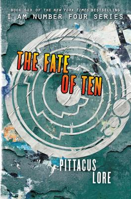 Image for The Fate of Ten (Lorien Legacies)