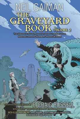 Image for The Graveyard Book Graphic Novel: Volume 2