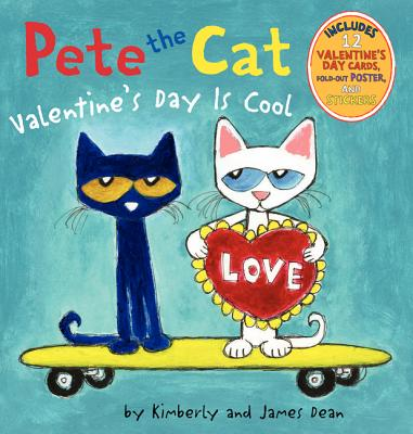 Image for PETE THE CAT: VALENTINE'S DAY IS COOL