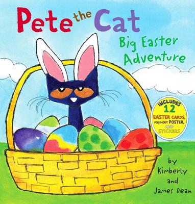 PETE THE CAT: BIG EASTER ADVENTURE, DEAN, JAMES