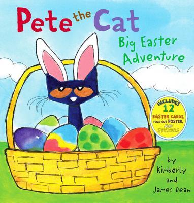 PETE THE CAT: BIG EASTER ADVENTURE, DEAN, JAMES