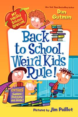 Image for My Weird School Special: Back to School, Weird Kids Rule!