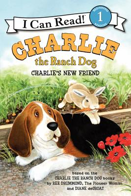 Charlie the Ranch Dog: Charlie's New Friend (I Can Read Level 1), Drummond, Ree
