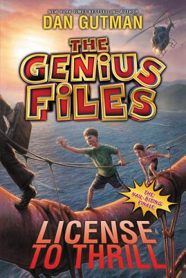 Image for The Genius Files #5: License to Thrill