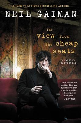 Image for THE VIEW FROM THE CHEAP SEATS (signed)