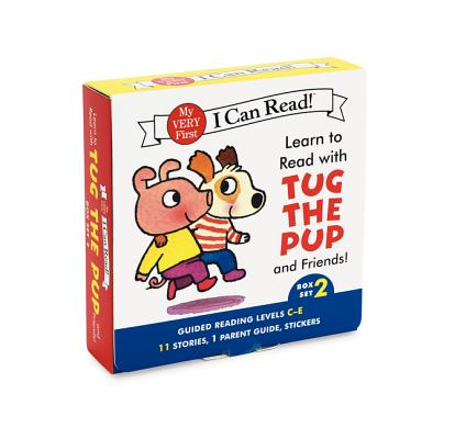 Image for Learn to Read with Tug the Pup and Friends! Box Set 2: Levels Included: C-E (My Very First I Can Read)