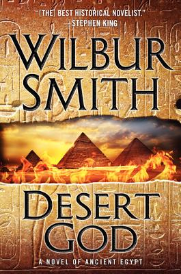 Image for Desert God: A Novel of Ancient Egypt (Ancient Egyptian)