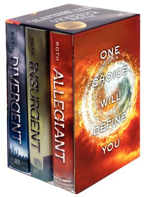Image for Divergent Series Complete Box Set