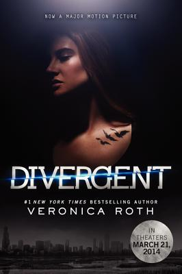 Divergent Movie Tie-in Edition (Divergent Series), Roth, Veronica