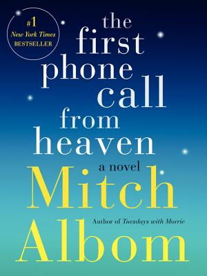 Image for The First Phone Call from Heaven: A Novel
