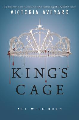 Image for King's Cage (Red Queen)