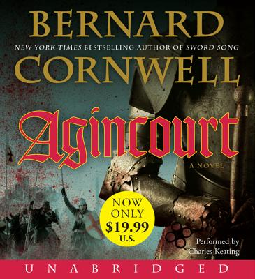Image for Agincourt Low Price CD: A Novel