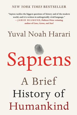 Image for Sapiens: A Brief History of Humankind **SIGNED + Photo