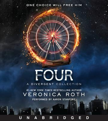 Four: A Divergent Collection CD (Divergent Series Story), Roth, Veronica