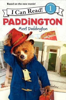 Paddington: Meet Paddington (I Can Read Level 1), Auerbach, Annie