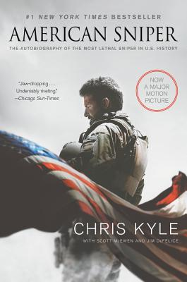 American Sniper MTI, Chris Kyle, Scott McEwen, Jim DeFelice