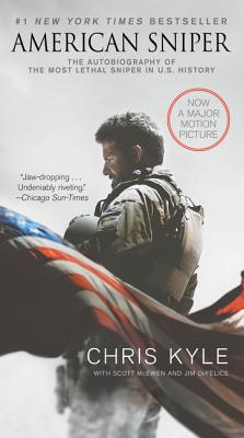 Image for American Sniper Movie Tie-in Edition