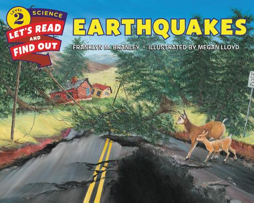 Image for Earthquakes (Let's-Read-and-Find-Out Science 2)
