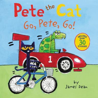 Pete the Cat: Go, Pete, Go, James Dean