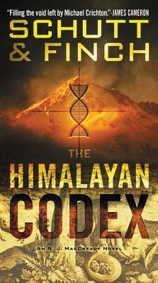Image for The Himalayan Codex: An R. J. MacCready Novel
