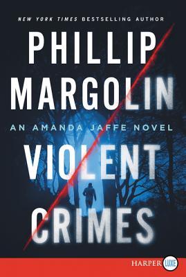 Image for Violent Crimes  (Large Print)