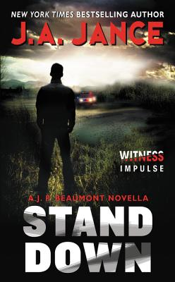 Image for Stand Down: A J.P. Beaumont Novella