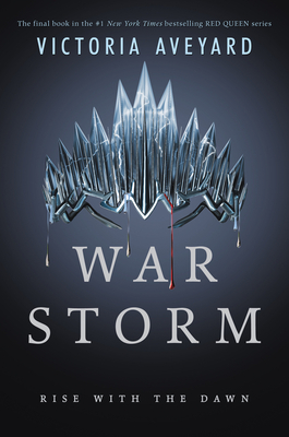 Image for War Storm (Red Queen)