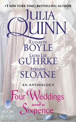 Image for Four Weddings and a Sixpence