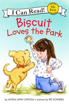Image for Biscuit Loves the Park (My First I Can Read)