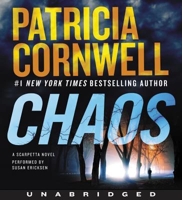 Image for Chaos CD: A Scarpetta Novel