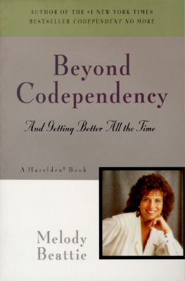 Image for Beyond Codependency: And Getting Better All the Time