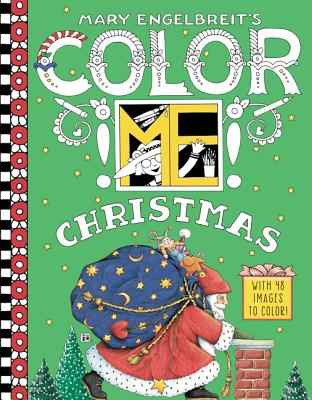 Image for Mary Engelbreit's Color ME Christmas
