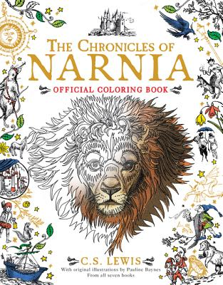 Image for The Chronicles of Narnia Official Coloring Book