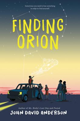 Image for Finding Orion
