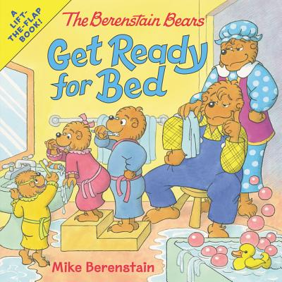 Image for The Berenstain Bears Get Ready for Bed