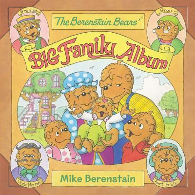 Image for The Berenstain Bears' Big Family Album