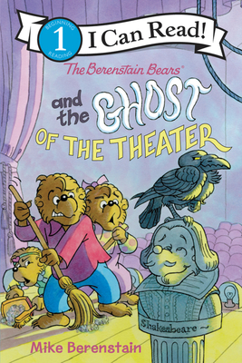 Image for The Berenstain Bears and the Ghost of the Theater (I Can Read Level 1)