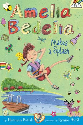 Amelia Bedelia Makes a Splash, Parish, Herman