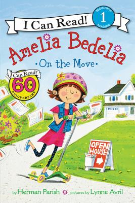 Image for Amelia Bedelia on the Move (I Can Read Level 1)