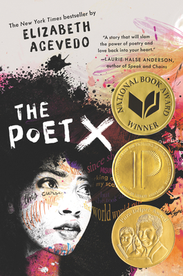 Image for The Poet X