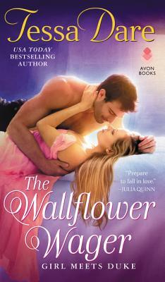 Image for The Wallflower Wager: Girl Meets Duke