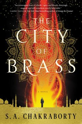 Image for CITY OF BRASS