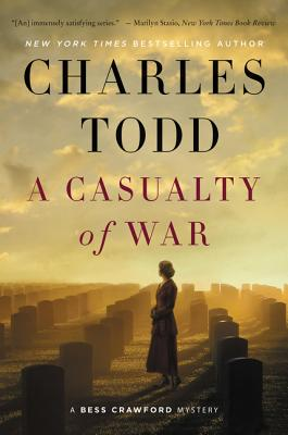 Image for CASUALTY OF WAR, A A BESS CRAWFORD MYSTERY
