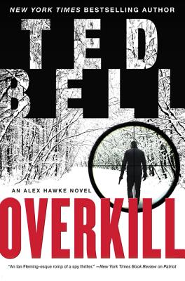 Image for Overkill: An Alex Hawke Novel (Alex Hawke Novels)