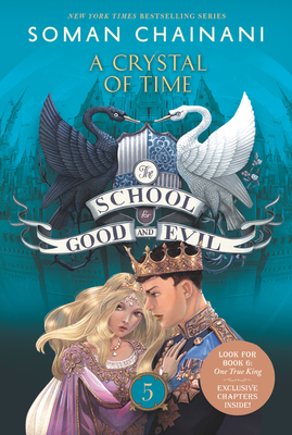 Image for SCHOOL FOR GOOD AND EVIL #5: A CRYSTAL OF TIME